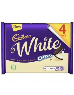 Cadbury White Oreo 164g