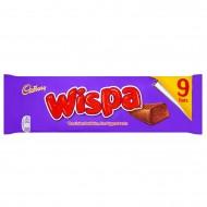 Cadbury Wispa 9 Pack 229.5g