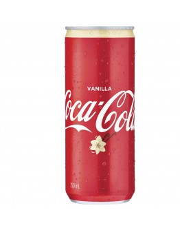 Coca-Cola Vanilla Can 250 ML
