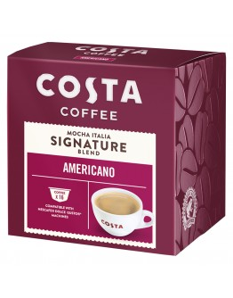 Costa Coffee Americano Capsules 146.4g