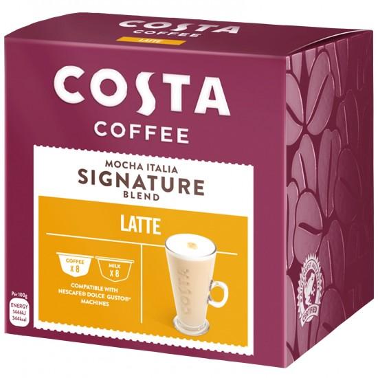 Costa Coffee Signature Latte 182.4g