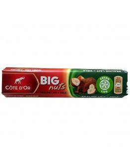 Cote Dor Big Nuts Praline Lait Melk 75g