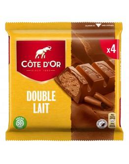 Cote Dor Double Lait 184g