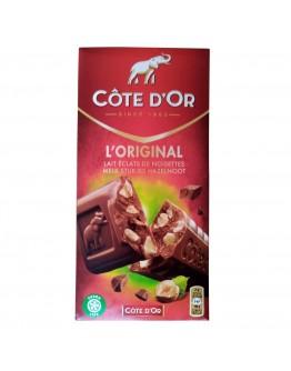 Cote Dor Hazelnut Milk 200g