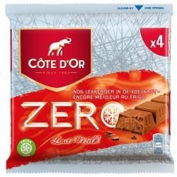 Cote Dor Zero Lait Melk 200g