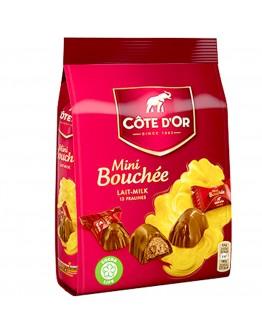 Côte D'or Mini Bouchées Lait 122g