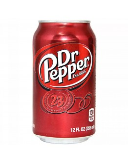 Dr Pepper drink 355 ml