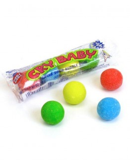 Dubble Bubble Cry Baby Sour Gum 18g