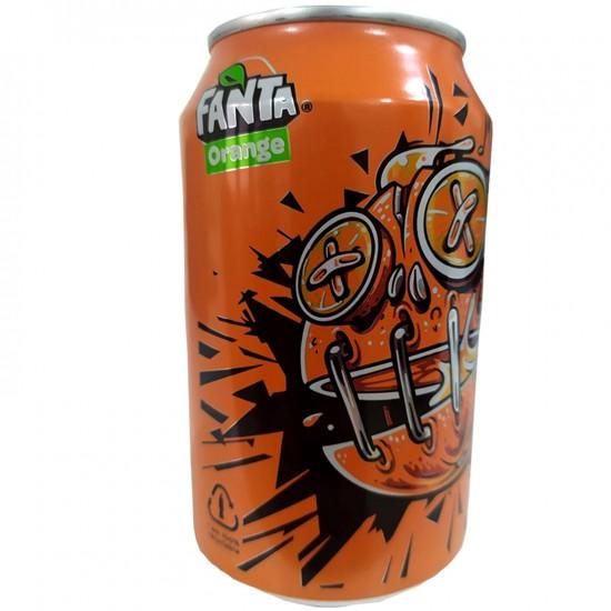 Fanta Orange Cans 330ml