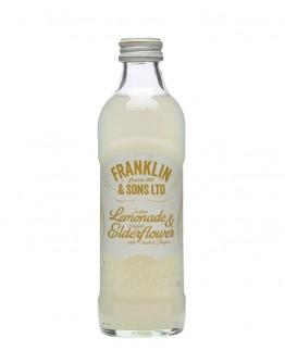 Franklin Sons Lemonade  Elderflower 275ml