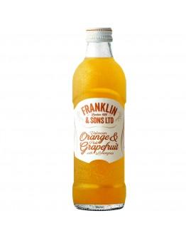 Franklin and Sons Orange & Grapefruit 275ml