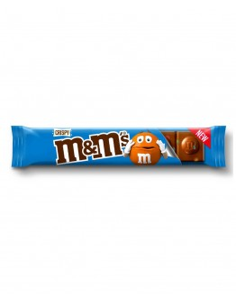 M&M's crispy chcolate bar 31g