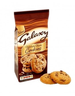 Galaxy Chocolate Chunk Cookies 144g