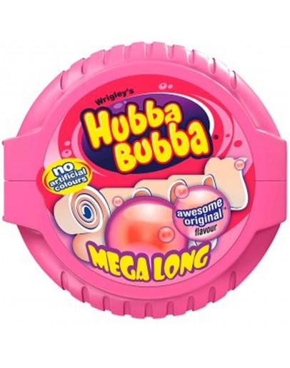 Hubba Bubba Fancy Fruit 56 G