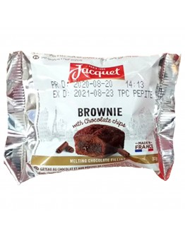 Jacquet Browine With choco chip 30g