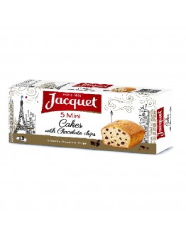 Jacquet cake With choco chip 150g