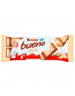 KINDER BUENO WHITE 60P39G