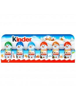 Kinder Mini Christmas Figures 90g