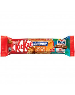 Kit Kat Chunky Peanut Butter UK 42g