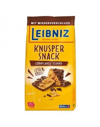 Leibniz Crunchy Snack Cornflakes Chocolate 150 g
