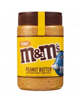M MS Crunchy Peanut Butter 320g