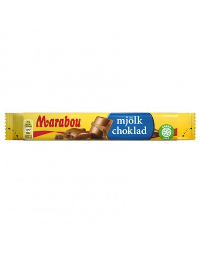 Marabou Milk Chocolate Bar 43g