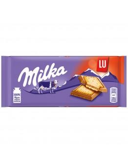 Milka Lu Chocolate 87 Gm