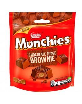 MUNCHIES CHOC FUDGE BROWNIE 101g