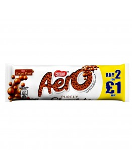 Nestle Aero Milk Chocolate Bar 36g
