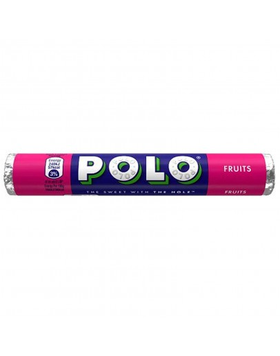 Nestle Polo Fruits 32g