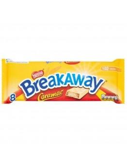Nestle breakaway Caramel 152.8g