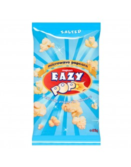 Popcorn Eazy Pop Salted 85g
