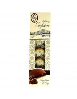 Salzburg Confisérie Taler Nougat Cream Crisp,Pack 10 x 120g