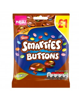 Smarties Buttons 78g