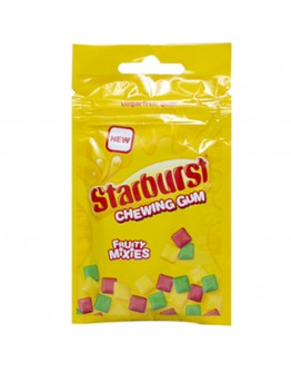 Starburst Chewing Gum Fruity Mixes 15.9g