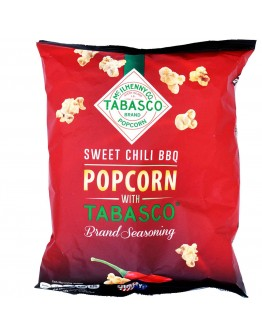 Tabasco Sweet Chilli BBQ Popcorn 90g