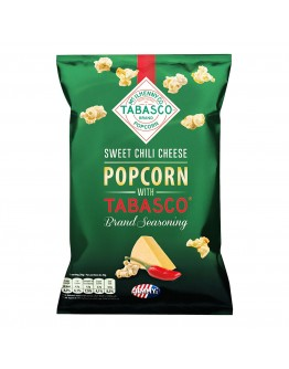Tabasco Sweet Chilli Cheese Popcorn 90g