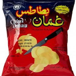 Chips Oman Chilli Flavour 15g