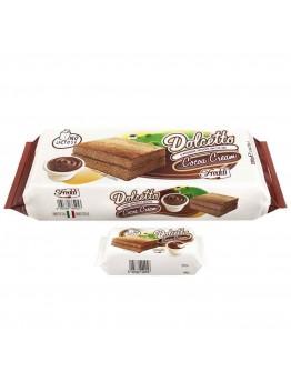 DOLCETTO COCOA CREAM CAKE 200g