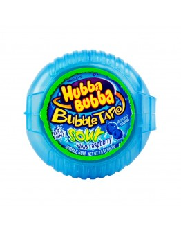 Hubba Bubba Bubble Tap Sour Blue Raspberry 56.7g