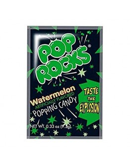 Pop Rocks Watermelon 9.5g